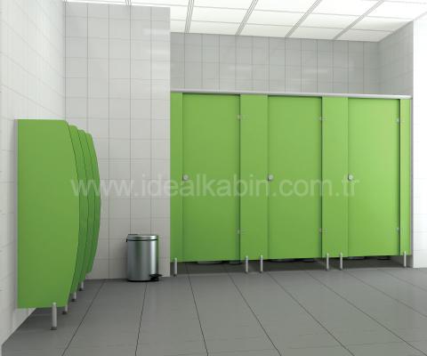 Туалетная кабинка «Доннк»