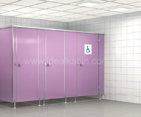 Туалетная кабинка «Иномикс»