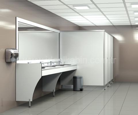 Туалетная кабинка «Пролайн»