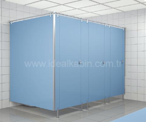 Туалетная кабинка «Регал»