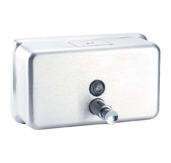6212- Горизонтальный резервуар для жидкого мыла