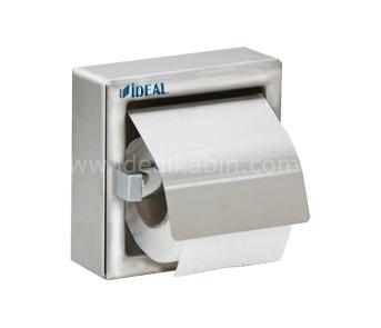 6352 – Одинарный  держатель для туалетной бумаги