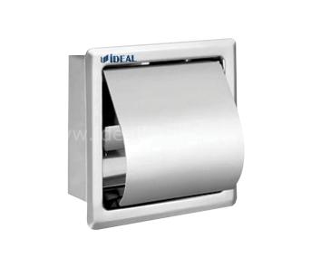 6353 – Одинарный  держатель для туалетной бумаги