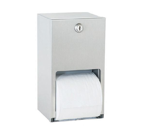 6356 – Вертикальный держатель для туалетной бумаги