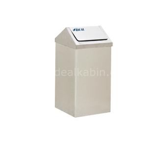 6452 – 25 л Урна для мусора с качающейся крышкой